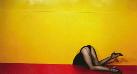 """Guy Bourdin Fashion Photography"""