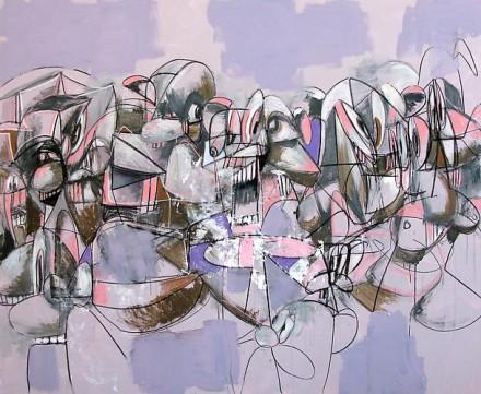 GEORGE CONDO - Hayward Gallery