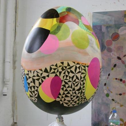 Julian Brown - Faberge Egg