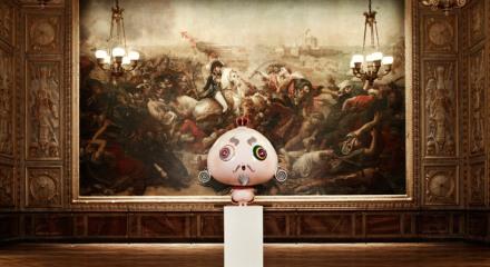 Takashi Murakami - Versailles